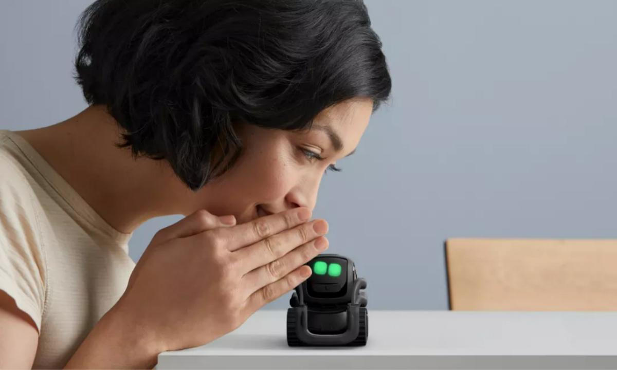 Emotional AI? Will Anki's latest robot be your partner?