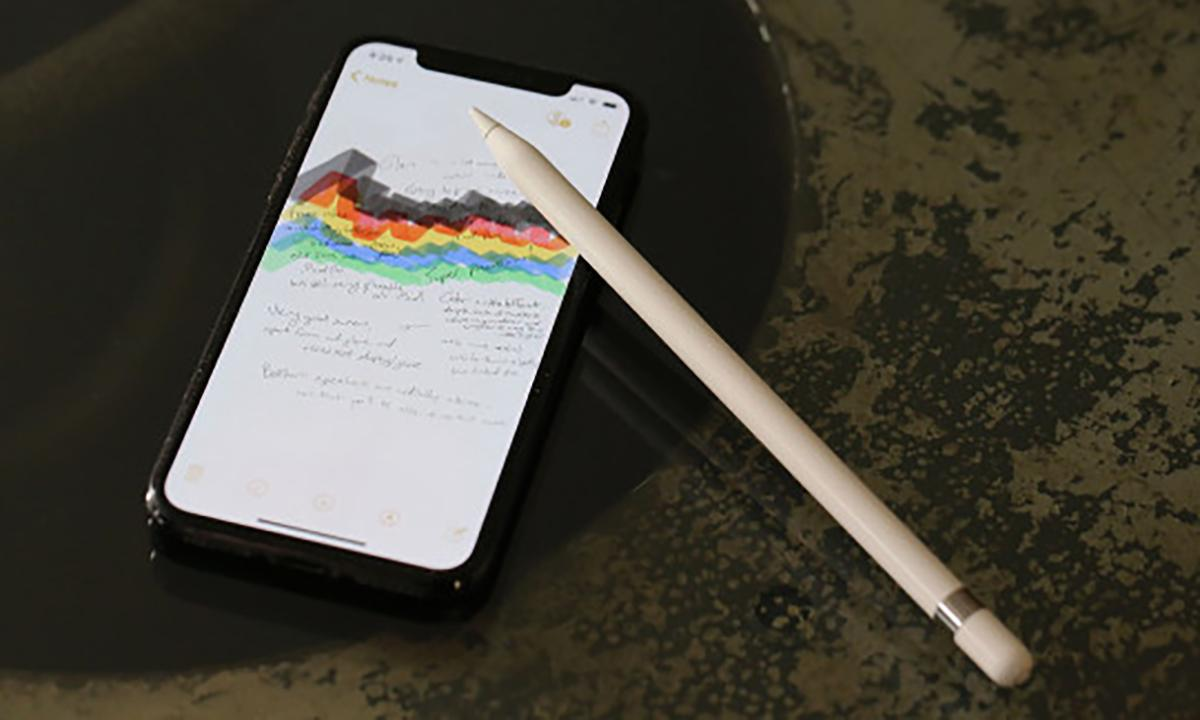Is Jobs afraid to be mad? The new iPhone will support handwriting pens in 2018