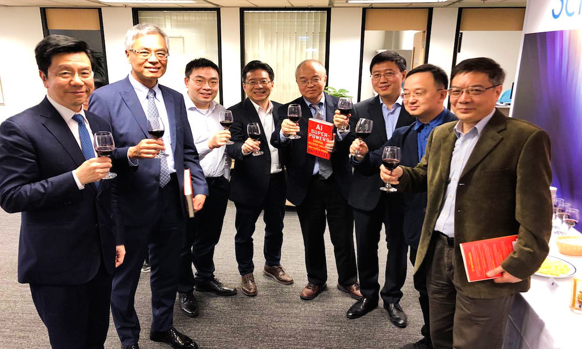 Zhang Tong join innovation works, the former tencent AI Lab director of Hong Kong university and innovation works joint Lab director