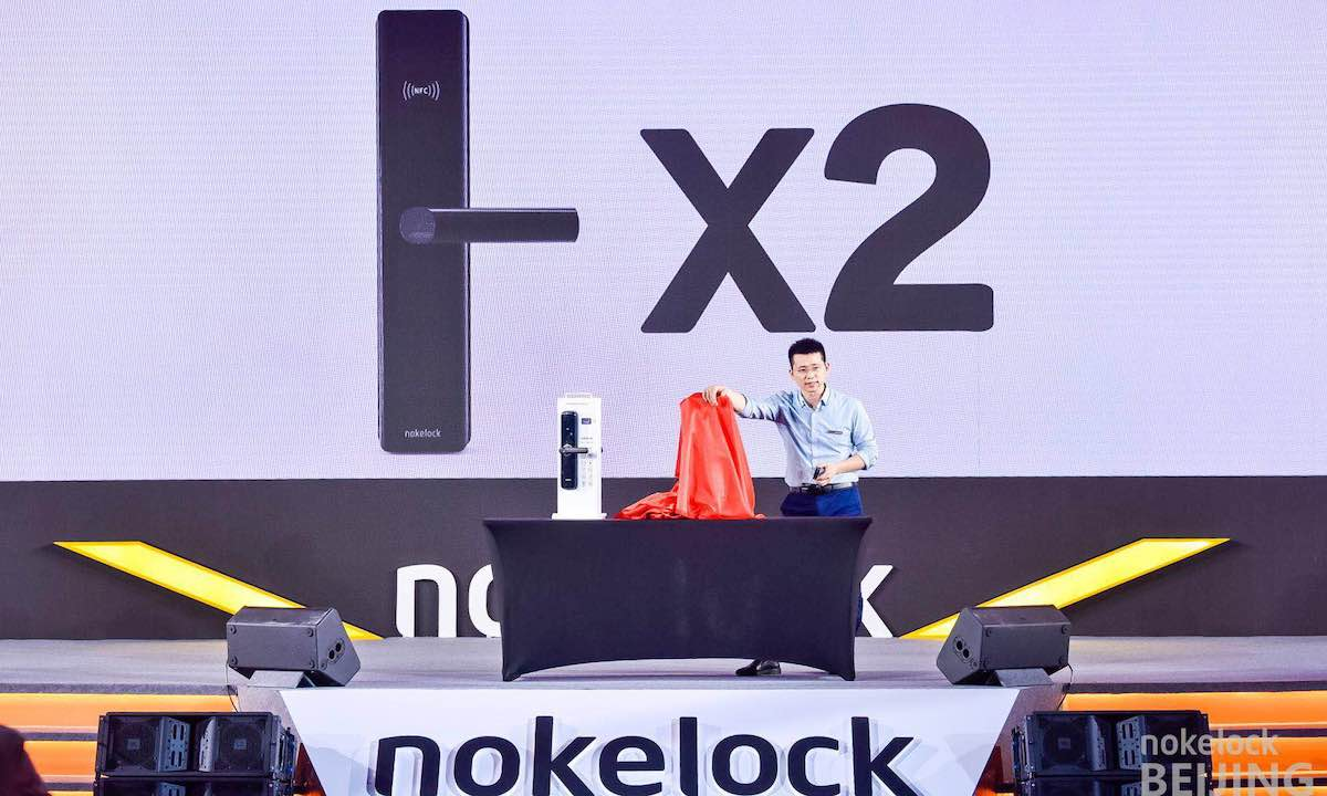 Nokelock Passive Lock X2 Without Battery Comes Out in the New Era of Open Interlocking Business