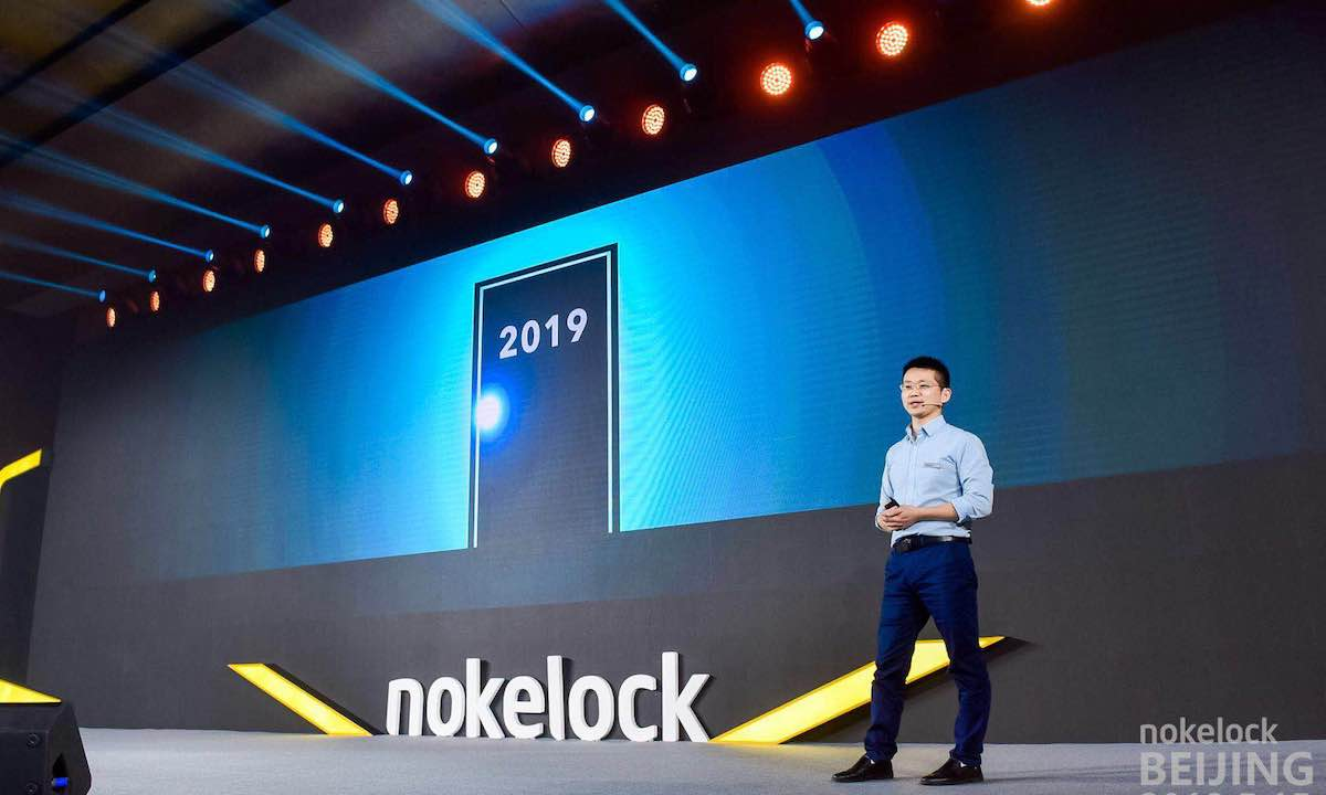 Nokelock launched the